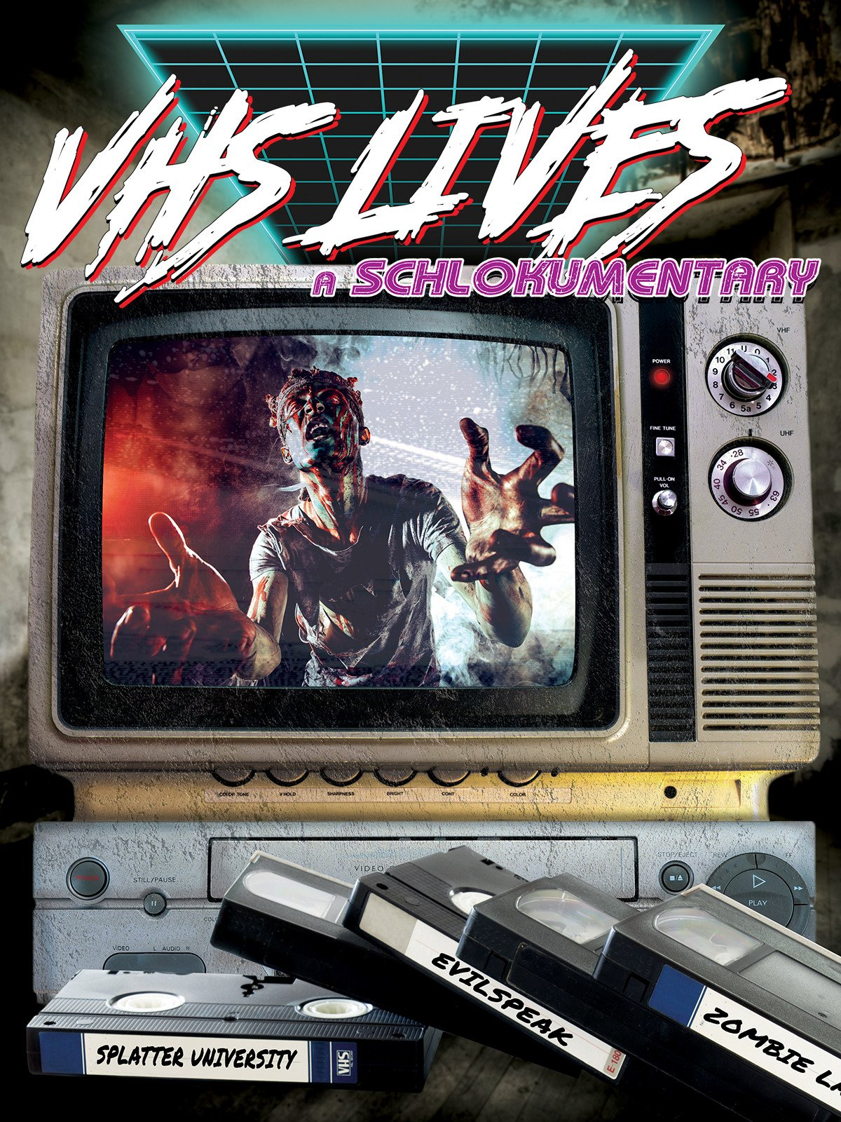 VHS Lives! A Schlockumentary on Amazon Prime Video UK