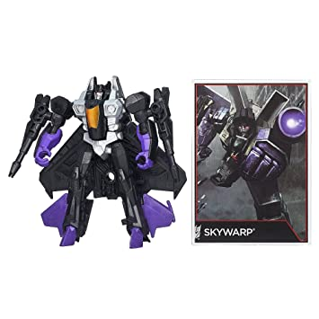Transformers : Generations – Combiner Wars – Skywarp – Figurine Transformable 9 cm