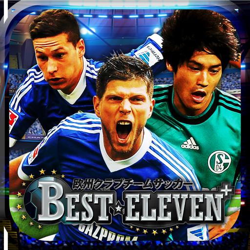 欧州クラブチームサッカー BEST☆ELEVEN+【ベスイレ+】~実名実写サッカーゲーム~