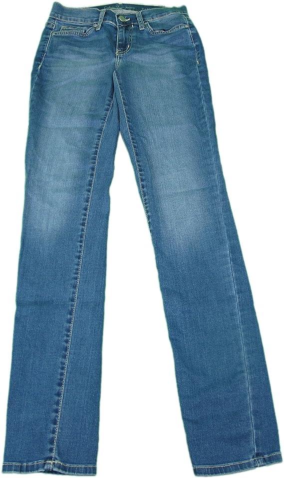 Calvin Klein Ladies Ultimate Skinny Jeans Light Blue