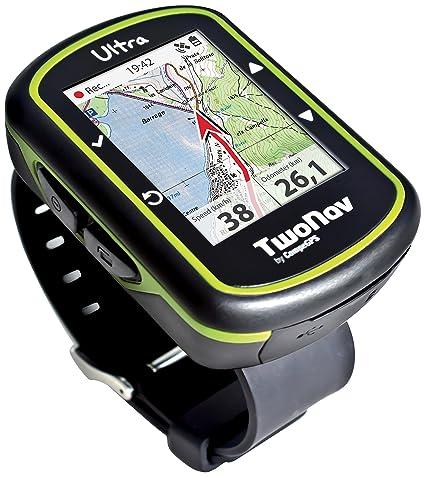 TwoNav Ultra Montre GPS + capteur de cadence