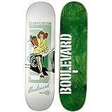 Blvd Skateboards One Off Cerezini Deck, 8.25-Inch (Tamaño: 8.25-Inch)