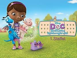 Doc McStuffins, Spielzeug�rztin Staffel 1
