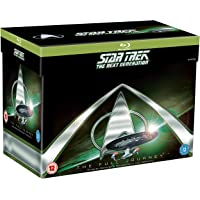 Star Trek: The Next Generation Complete (Seasons 1-7) on Blu-ray (Region Free)