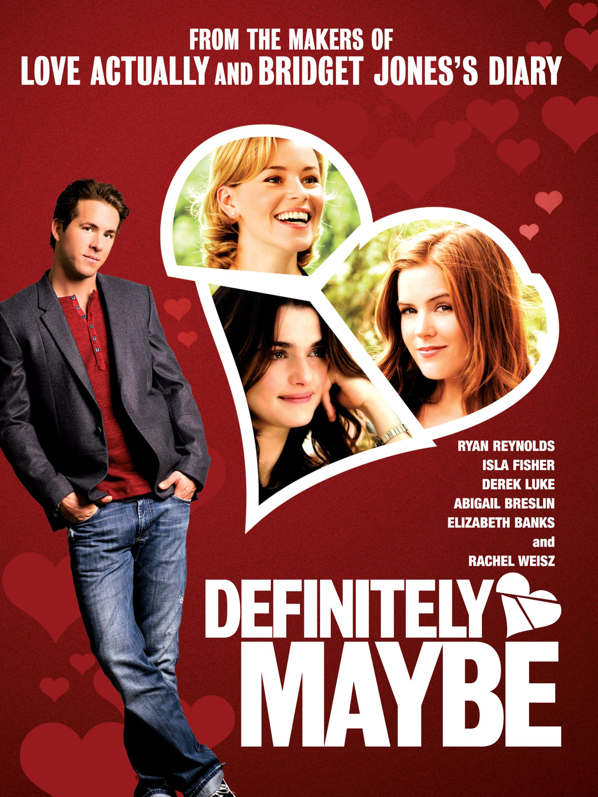 Definitely, Maybe on Amazon Prime Instant Video UK