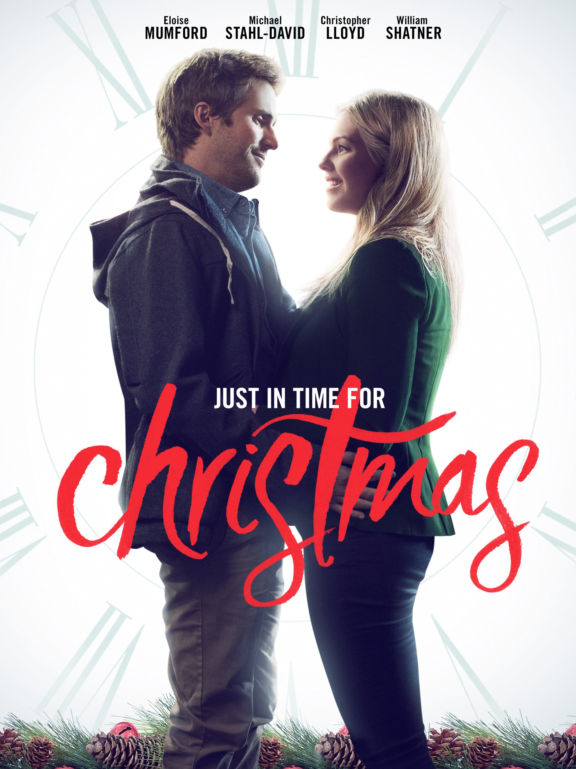 Just in Time for Christmas on Amazon Prime Video UK