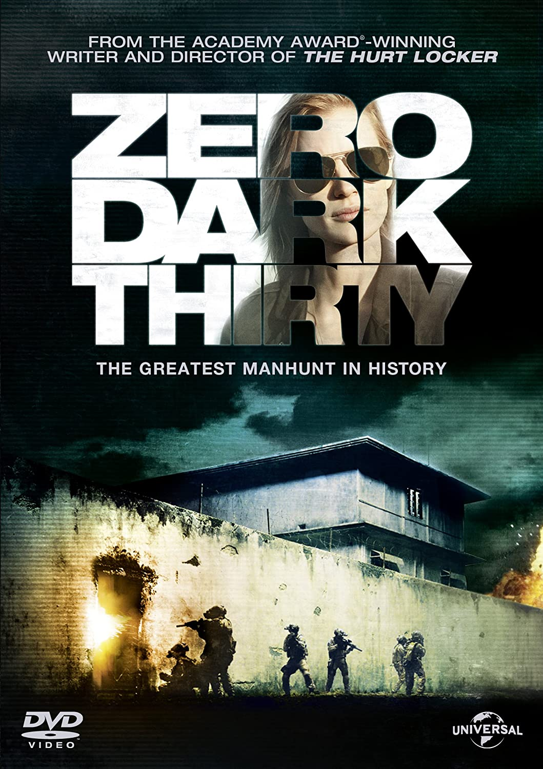 Zero 2012 Movie Zero Dark Thirty Dvd 2012