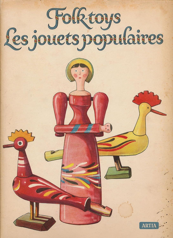 Folk Toys Les Jouets Populaires Emanuel HERCIK