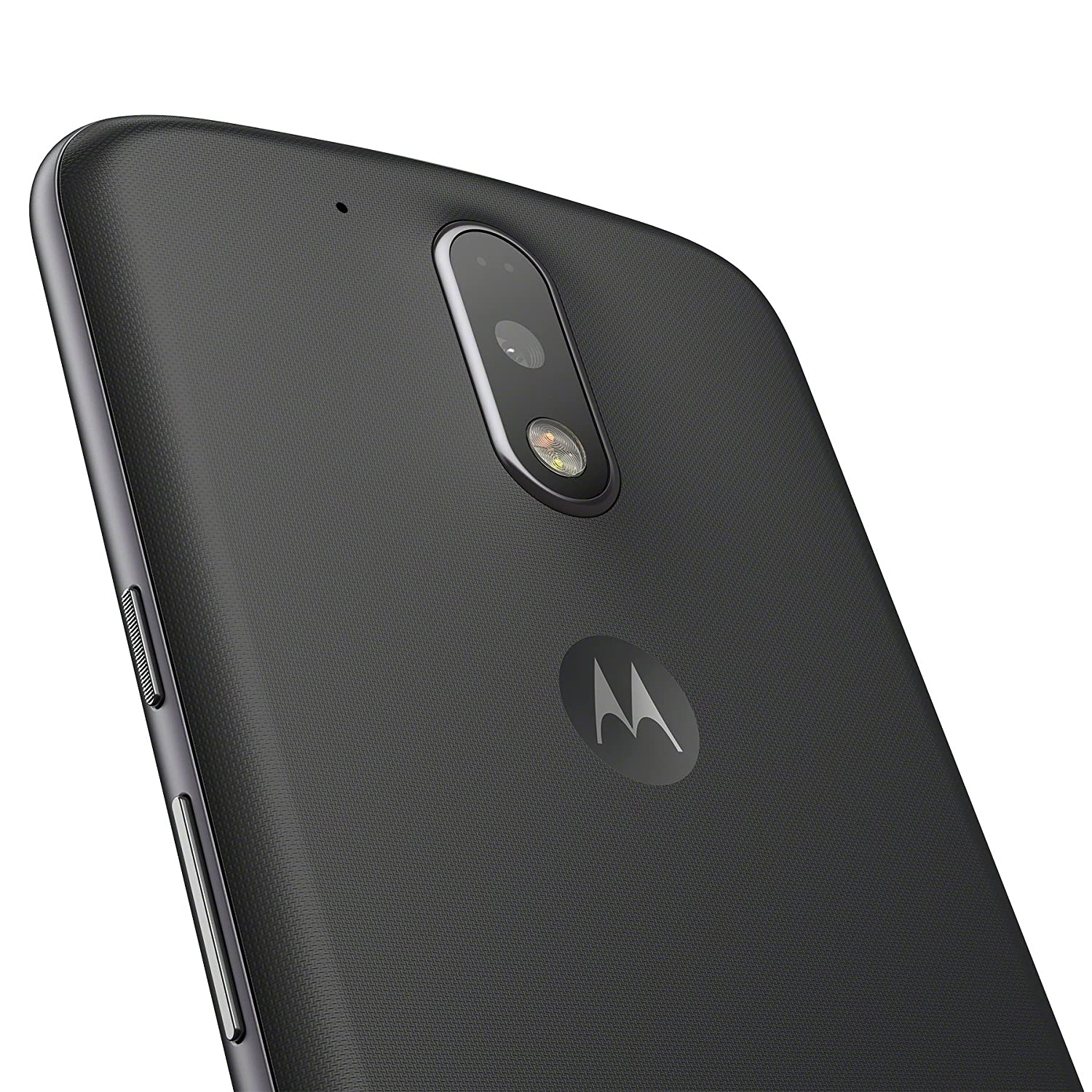 Moto G Plus, 4th Gen (Black, 32 GB) Price: Buy Motorola G4 Plus ...