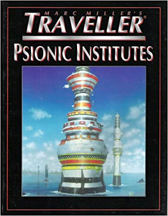 Traveller: Psionic Institutes