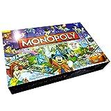 Disney Theme Park Edition III Monopoly Game