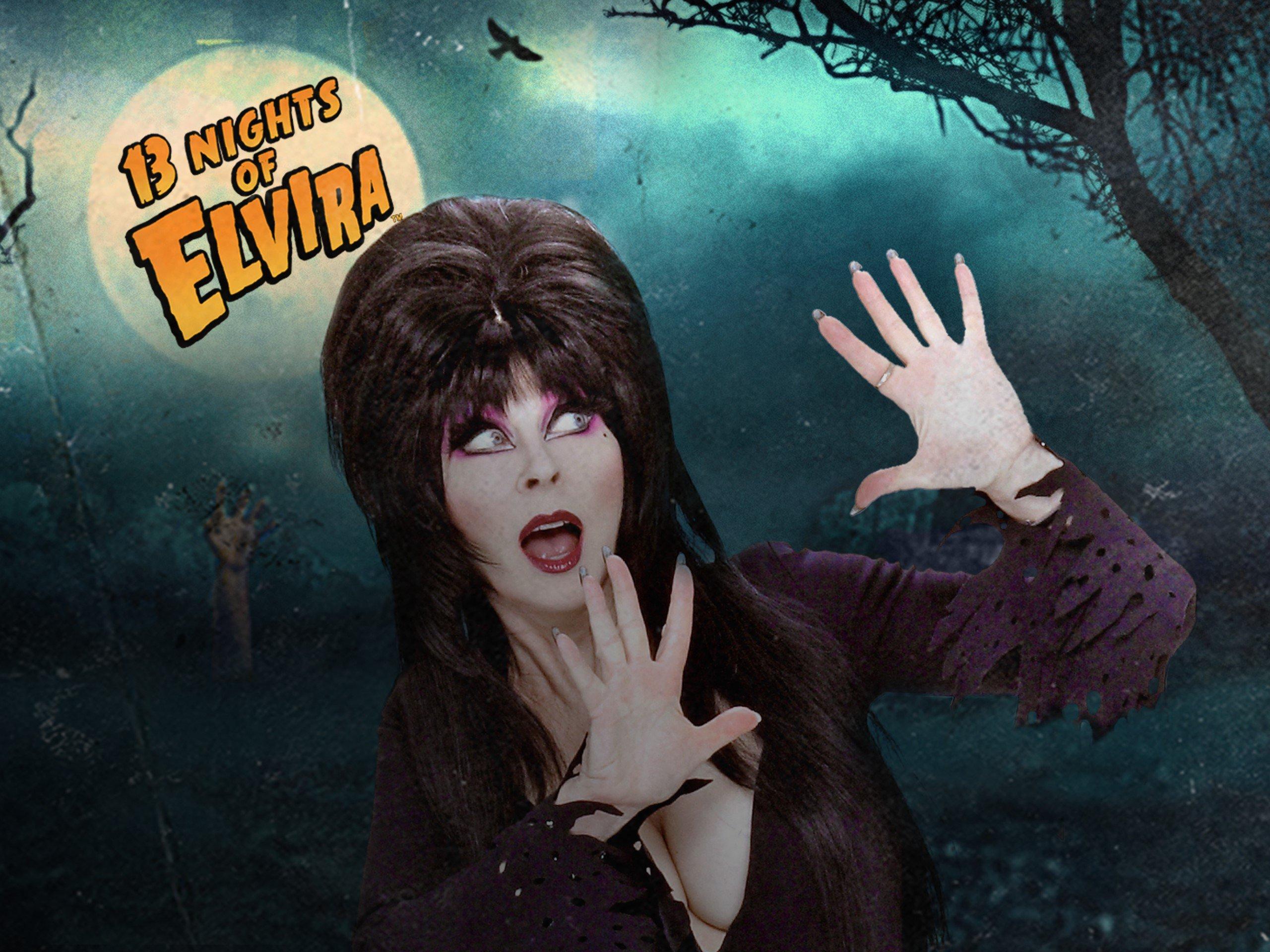 13 Nights of Elvira on Amazon Prime Video UK