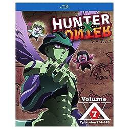 Hunter X Hunter: Set 7 [Blu-ray]