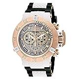 Invicta Men's 0931 Anatomic Subaqua Collection Chronograph Watch (Color: Gold)