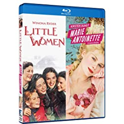 Little Women/Marie Antoinette - Double Feature [Blu-ray]