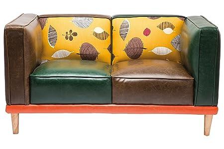 Kare 78322 Sofa Leaf 2-Sitzer