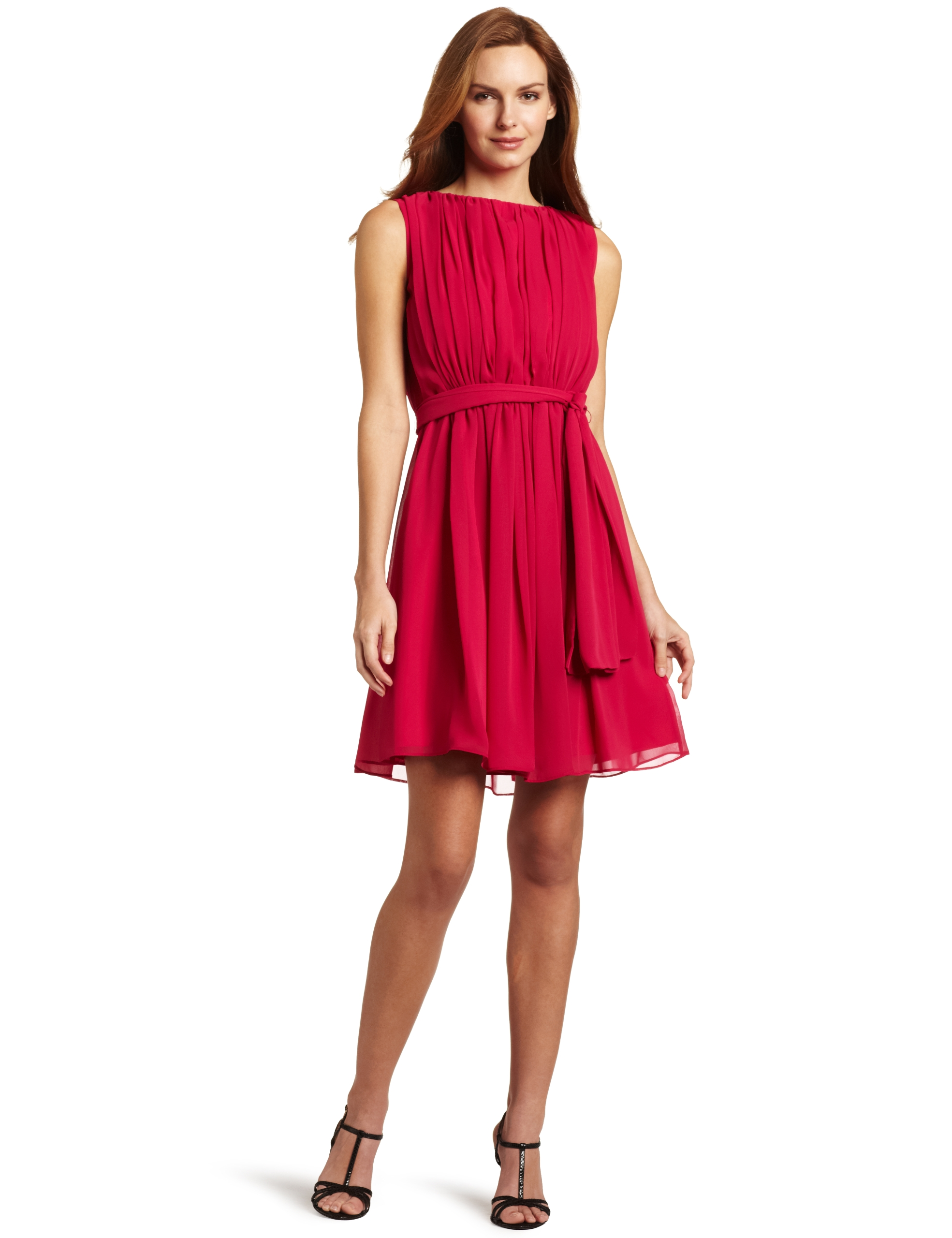 bebe Maude Strapless Dress