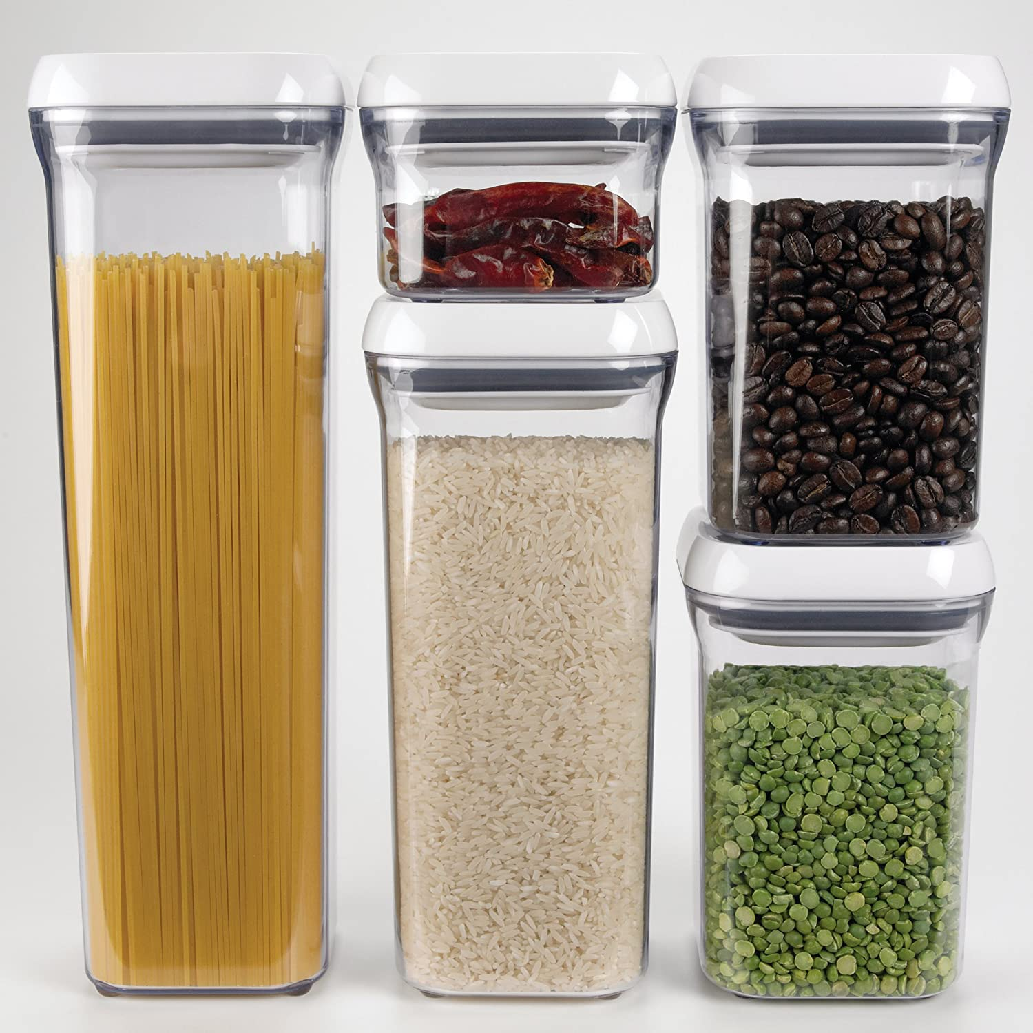 These OXO containers are the best at keeping items fresh
