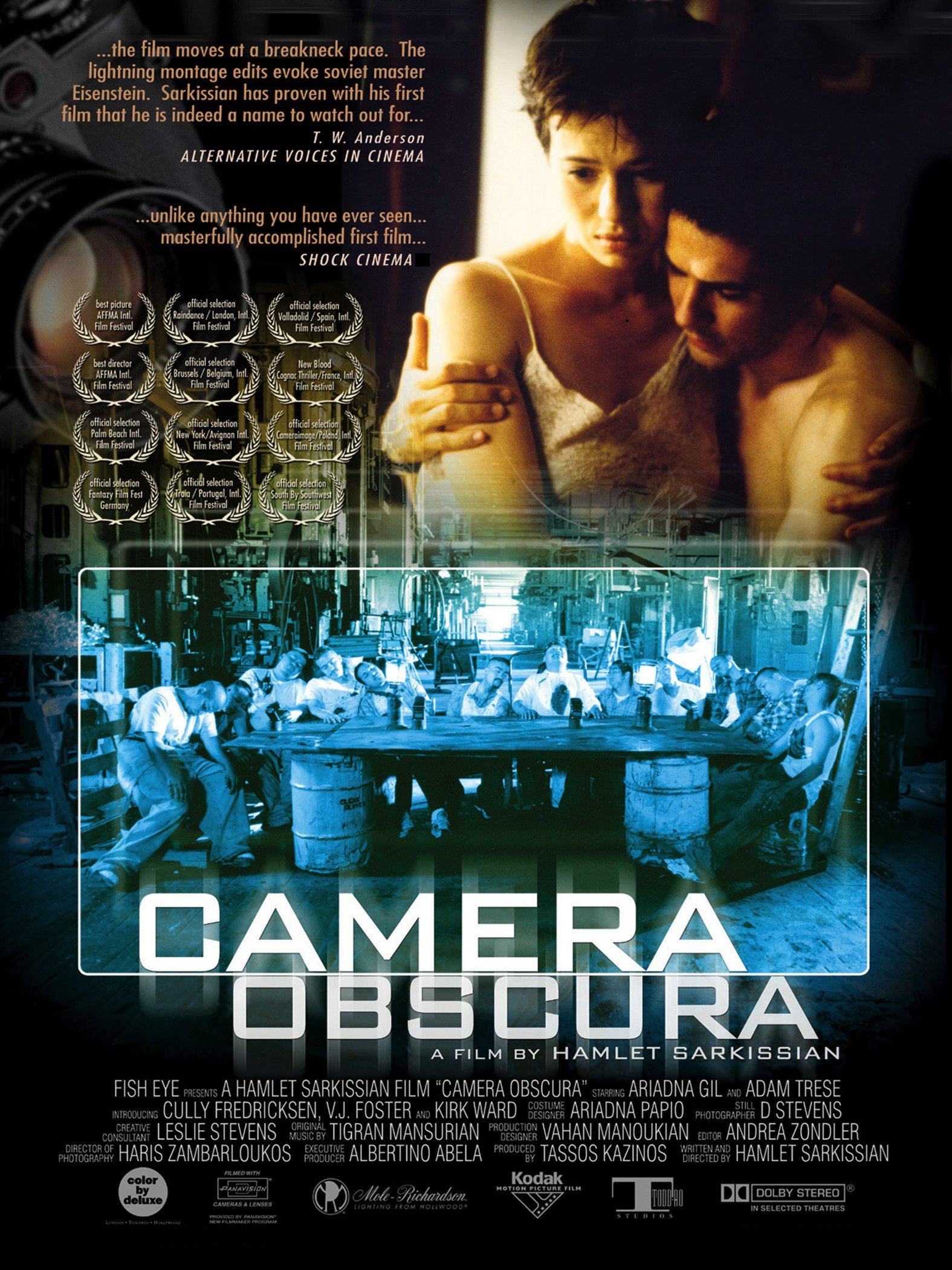 Camera Obscura on Amazon Prime Video UK