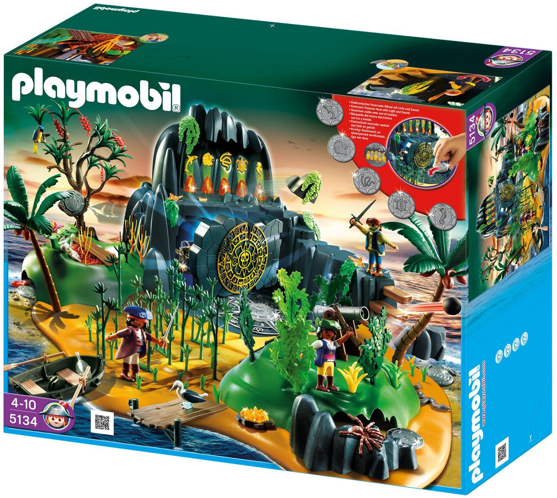 PLAYMOBIL® Abenteuerschatzinsel (5134)