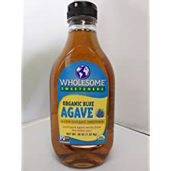 Wholesome Sweeteners Organic Blue Agave Nectar 36 Oz