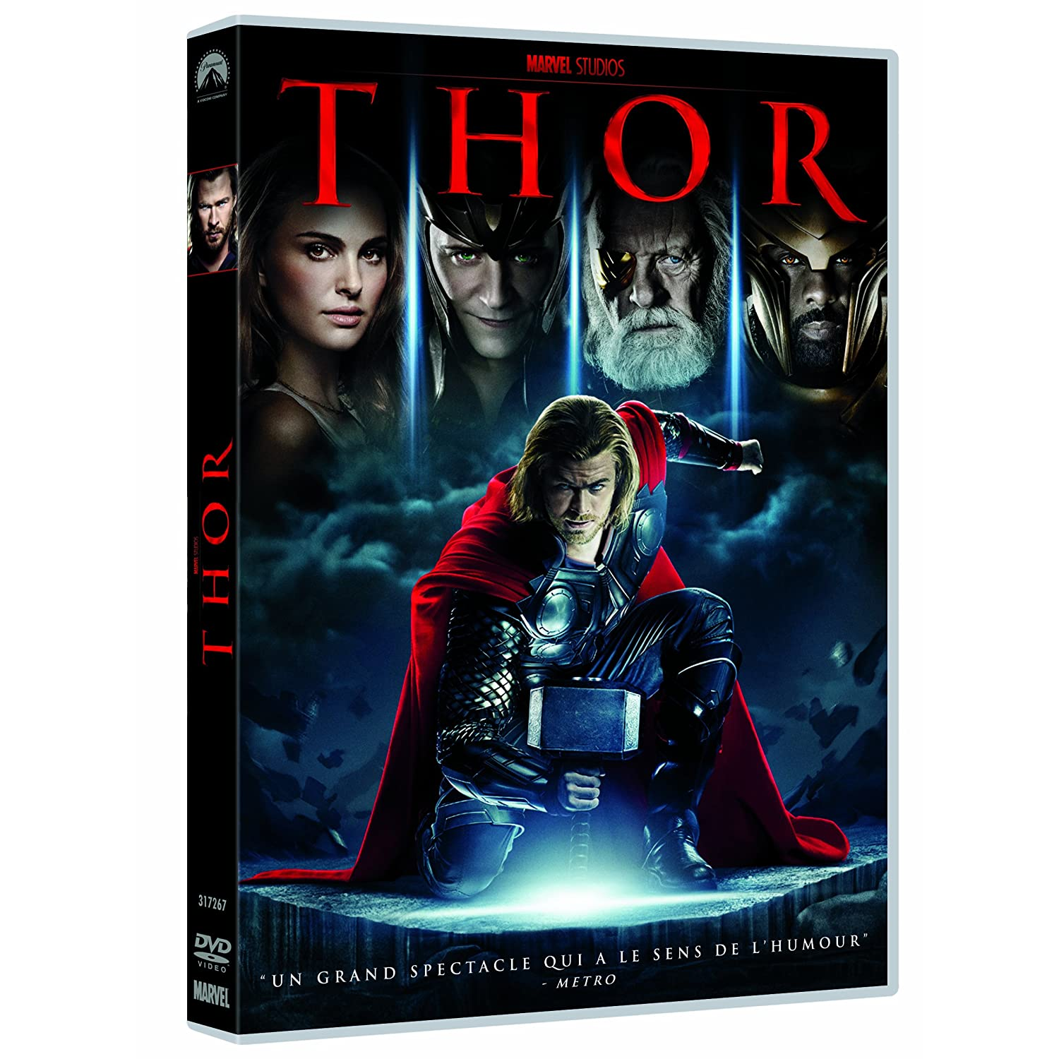 [MULTI] Thor (2011) [MULTILANGUE] [DVD-R]