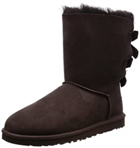 UGG Australia Womens Bailey Bow Corduroy Boot