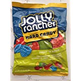 Jolly Rancher Fruit N' Sour Hard Candy in assorted fruit flavors (3.8-Ounce package) (Tamaño: 3.8 Ounce)