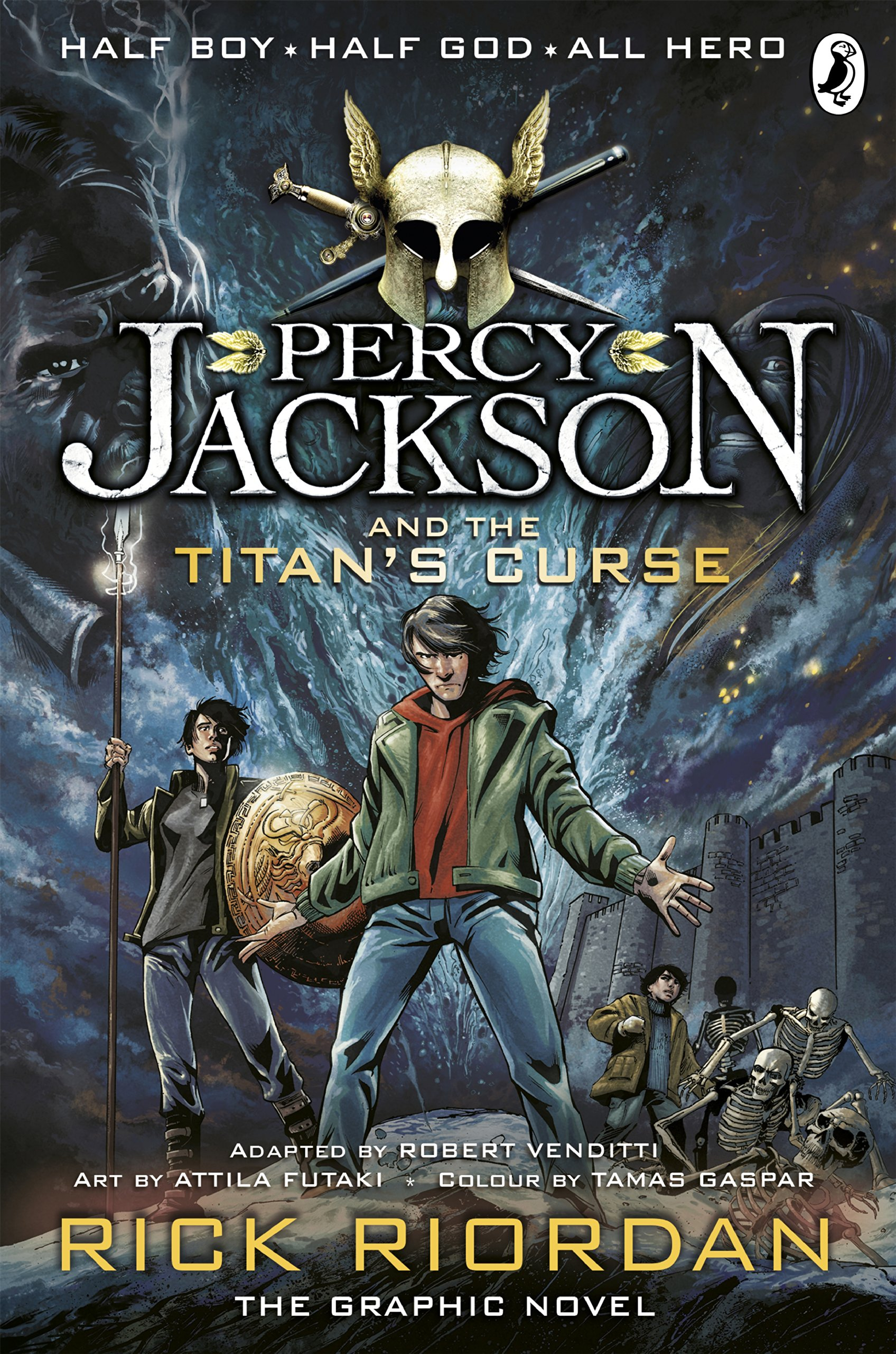 Buy Percy Jackson and the Lightning Thief The Graphic Novel