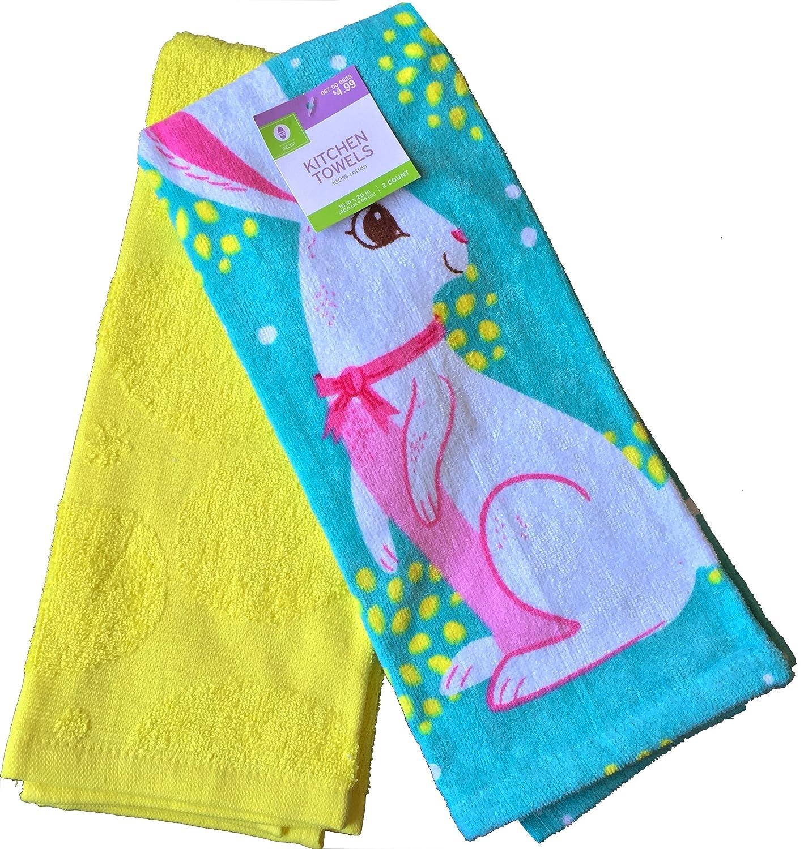Easter Kitchen Towels Easter Wikii - Michel design works kitchen towel