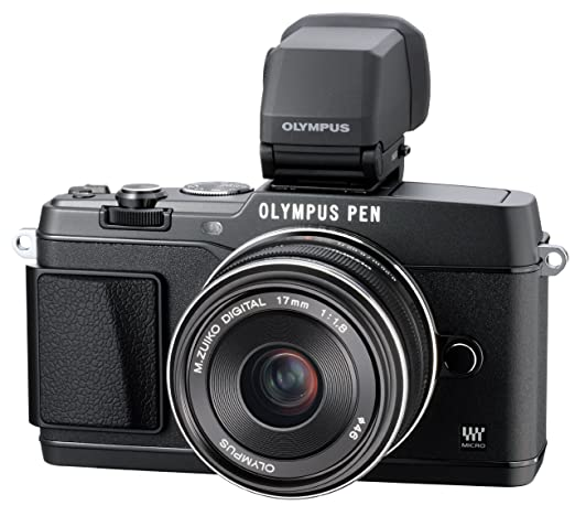 Seven new Olympus E-P5 reviews. PEN range it is not selling well (says
