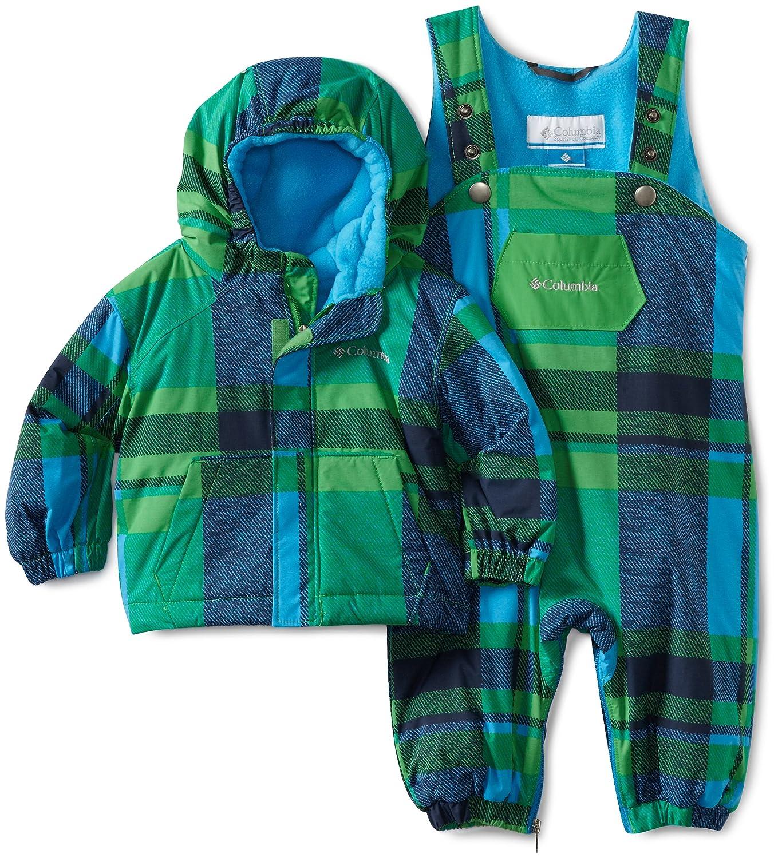Columbia First Snow Set – bunter Baby Skianzug/Zweiteiler Gr. 74-86 günstig bestellen
