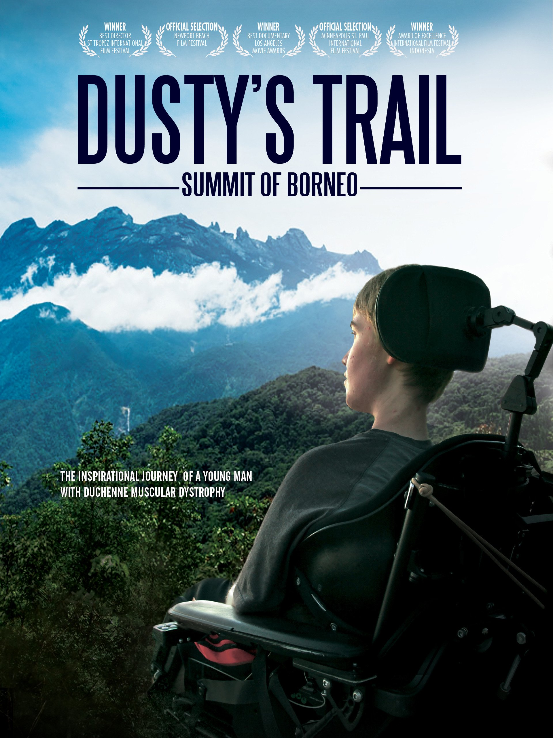 Dusty's Trail: Summit Of Borneo on Amazon Prime Video UK