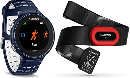 Garmin Forerunner 630 HR Bundle Bleu