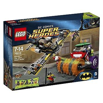 LEGO - A1401982 - Rouleau Compresseur Joker - Héro