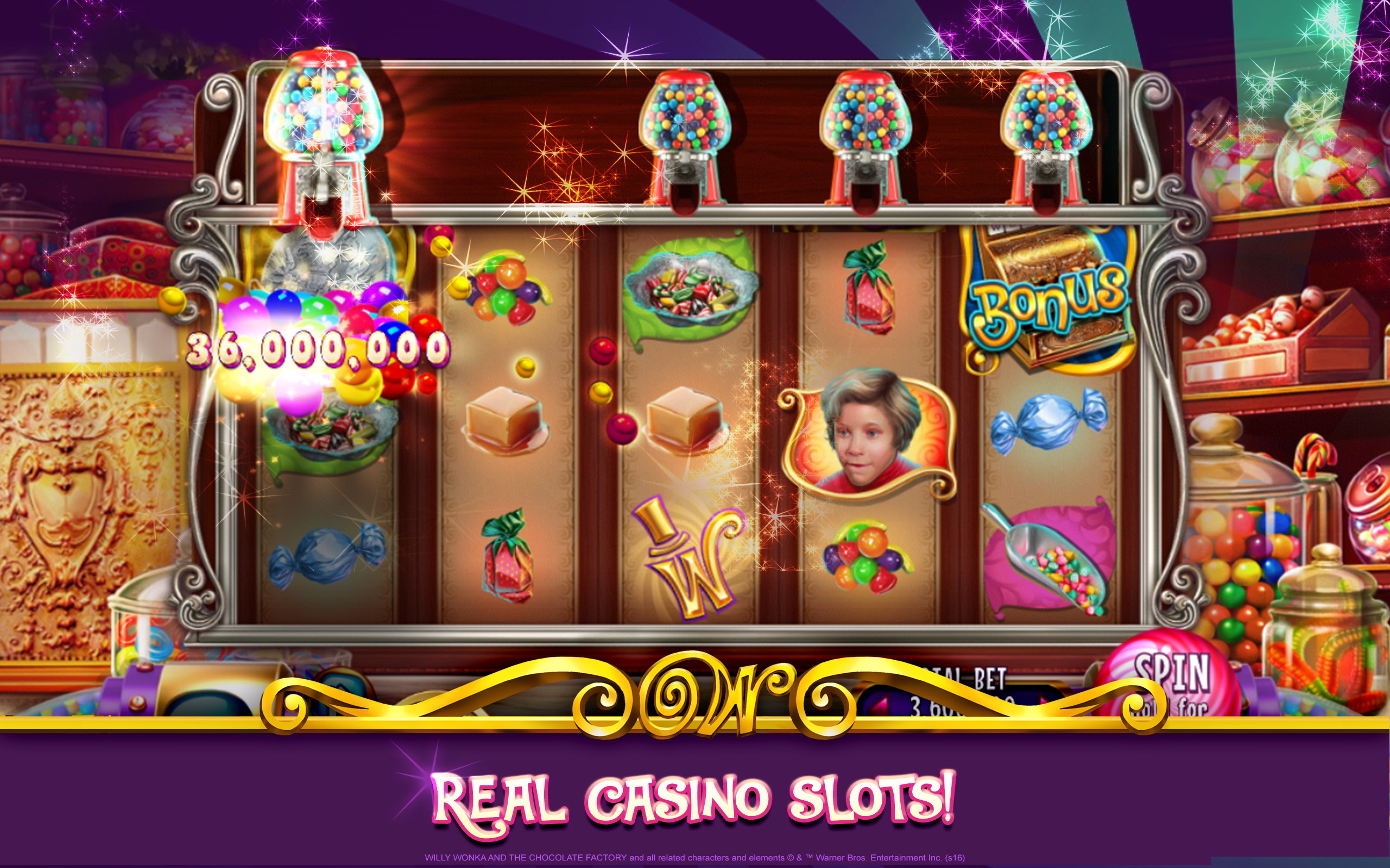 free willy wonka slots with no download