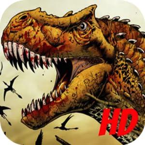 Dinosaurus Hunter by supermobi