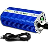 Yield Lab Horticulture 400w Dimmable Digital Ballast for HPS MH Grow Light (Tamaño: 400w)
