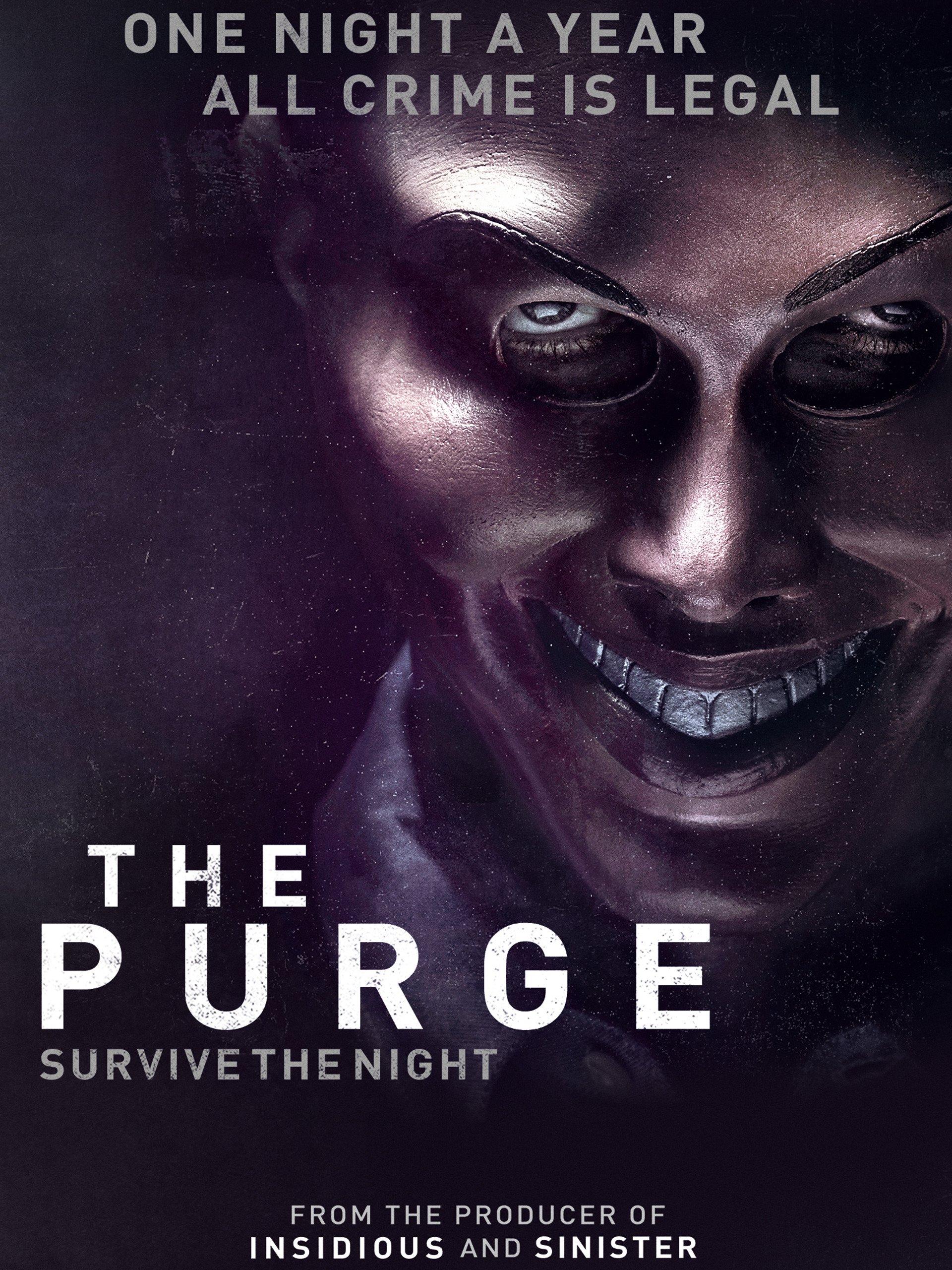 The Purge on Amazon Prime Video UK