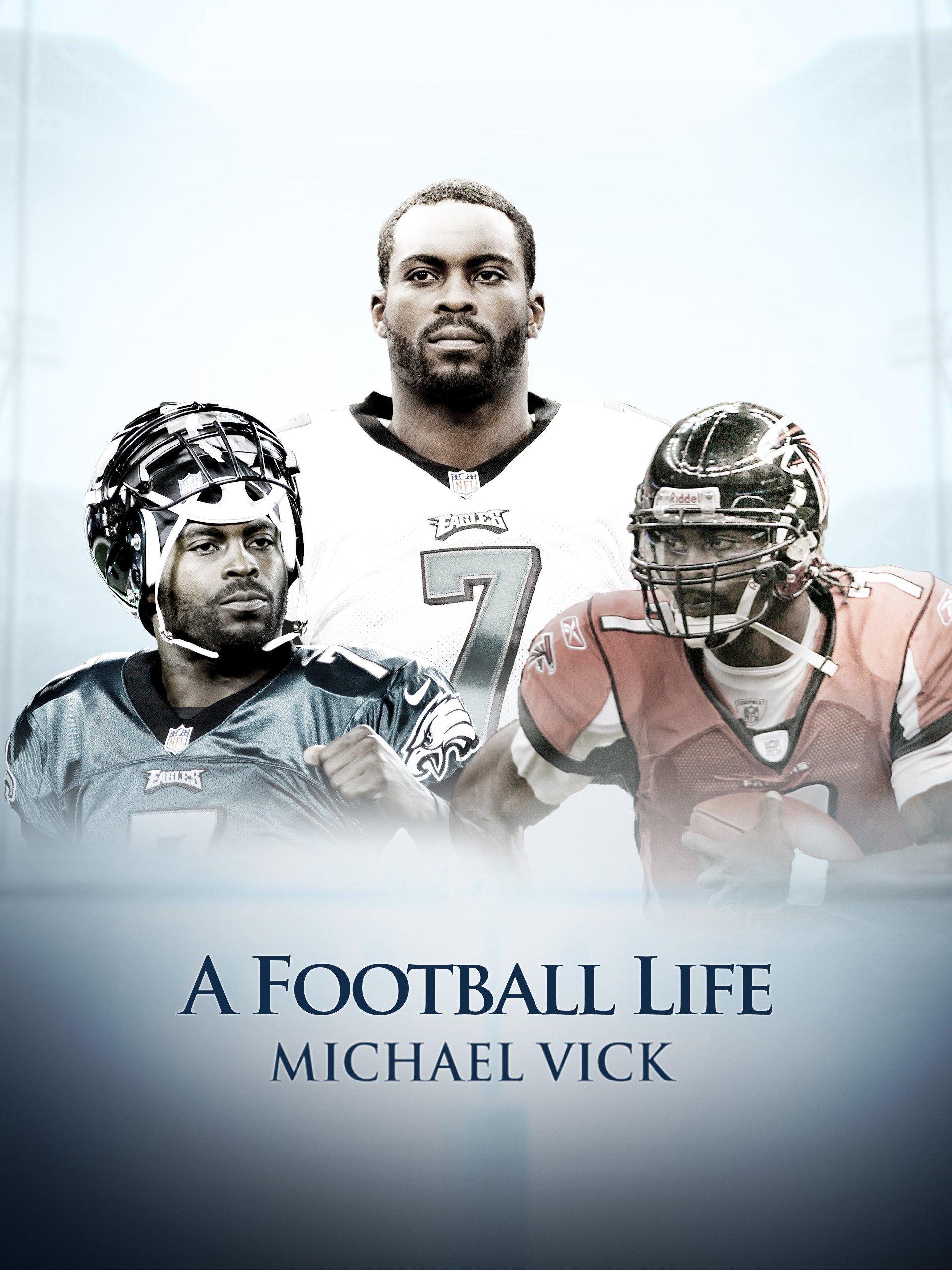A Football Life - Mike Vick on Amazon Prime Video UK