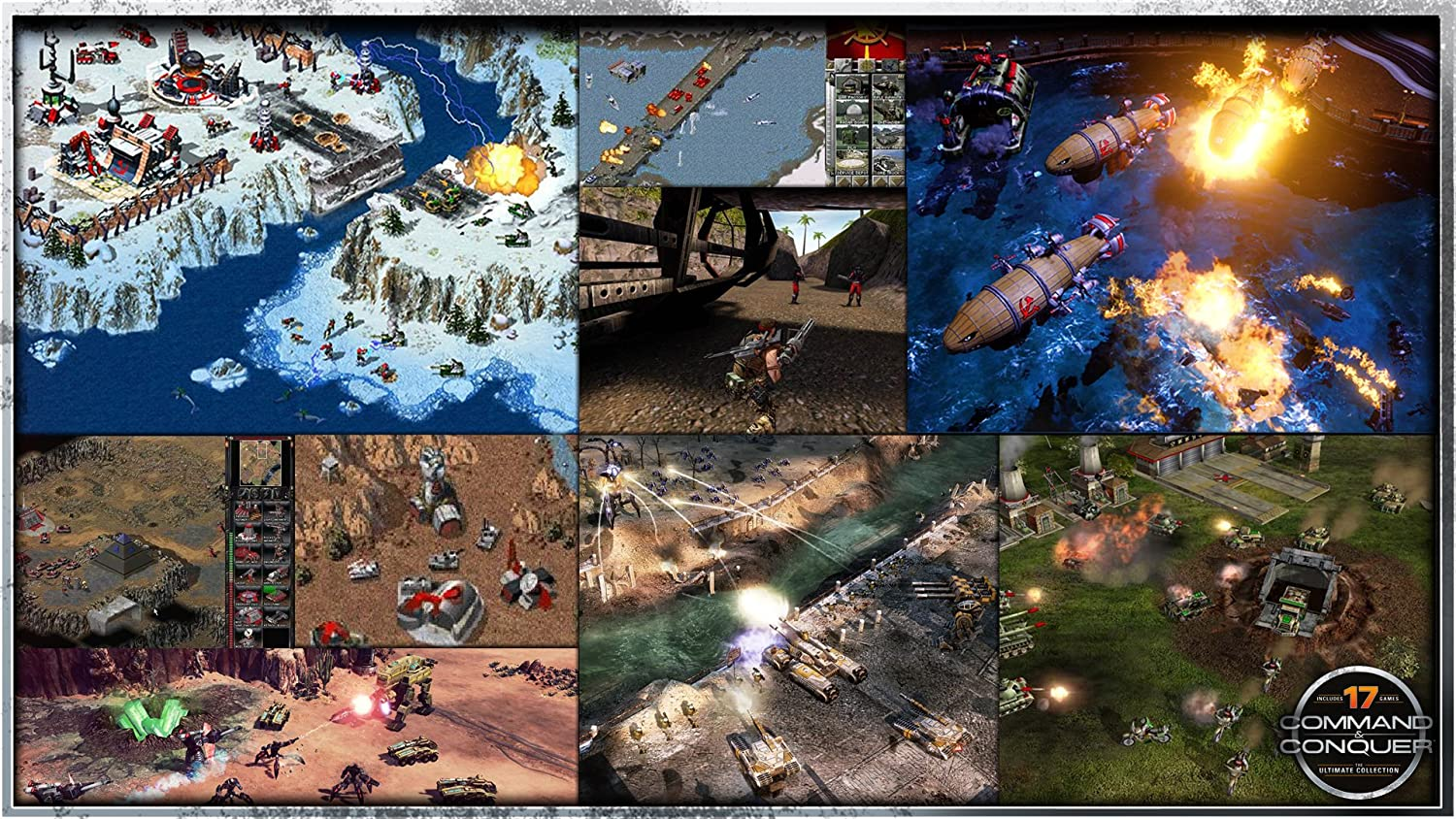 captura Command & Conquer The Ultimate Collection