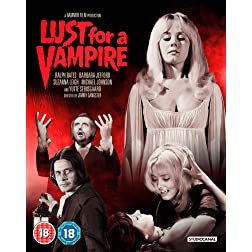Lust For A Vampire 2019 [Blu-ray]