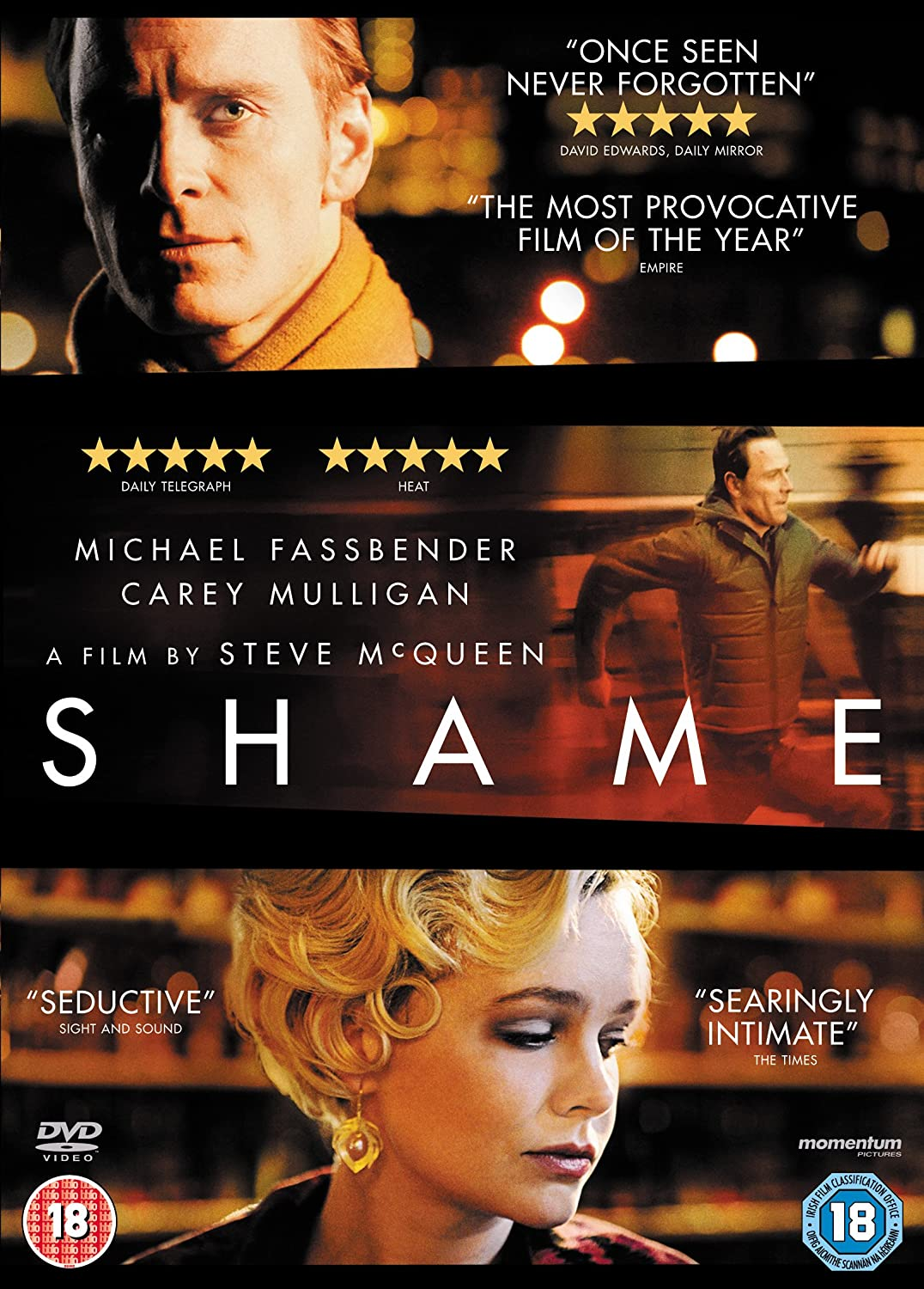Shame (2011) Full Movie Free Download In 300MB