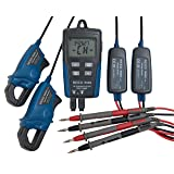REED Instruments R5003 Dual Input True RMS AC Voltage/Current Datalogger