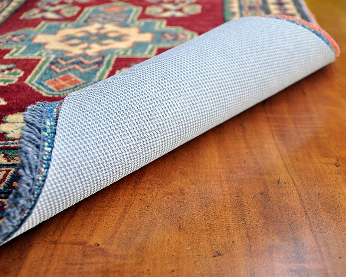 Rug Hold by Rug Pad Central, Runner & Area Rug Pad, Non-Slip Felt & Rubber, Non Skid for Hardwood Floors & Hard Surfaces, Reversible for Rug on Carpet- Made in USA (10'x12')