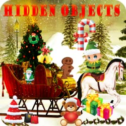 Hidden Objects Happy New Year from Multinetz