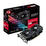 ASUS ROG Strix Radeon RX 560 16CU 4GB Gaming GDDR5 DP HDMI DVI AMD Graphics Card (ROG-STRIX-RX560-4G-GAMING)