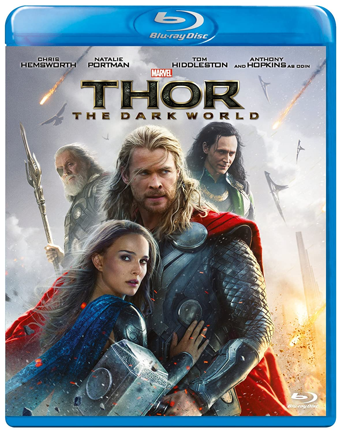 cheap thor the dark world blu ray