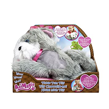 Animagic – Tilly Chatouille-Moi – Peluche Interactive