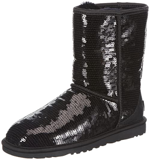 Luxury UGG WoShort Sparkles Boot For Women Clearance Sale Multicolor Collections